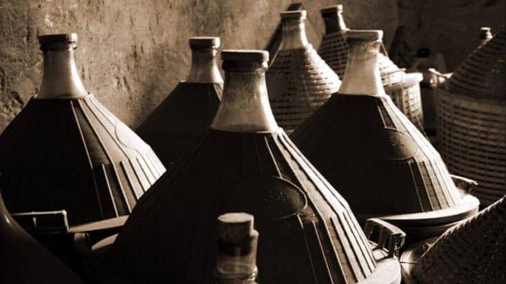 ワインの古い製法