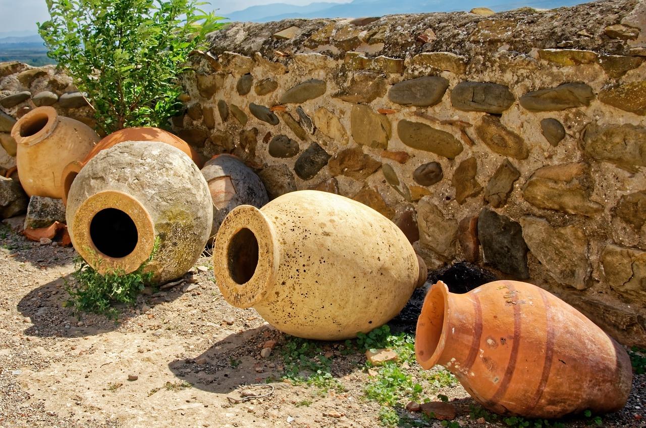 アンフォラから造られるワインの特徴