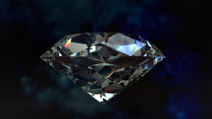 ワインのダイヤモンド