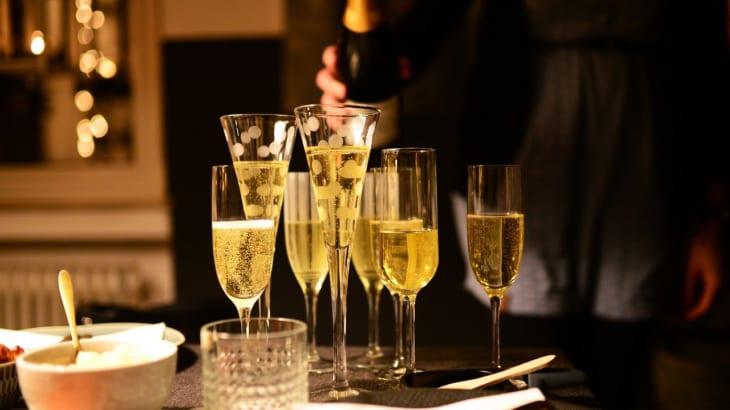 シャンパンより厳しい基準で造られる高級スパークリングワインフランチャコルタとは