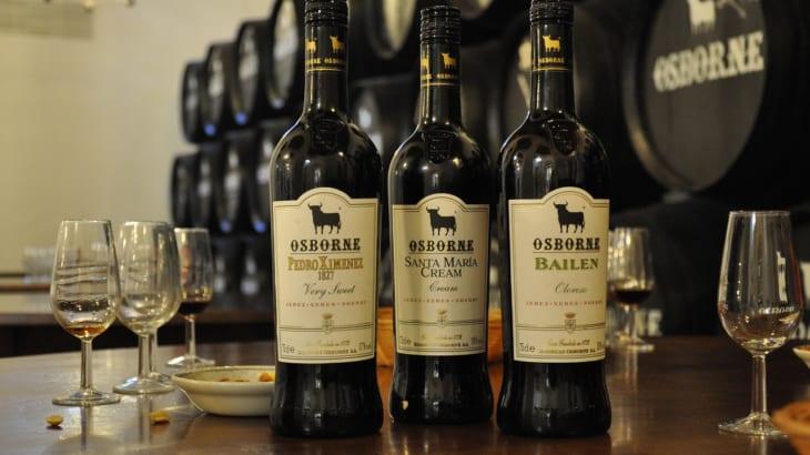 スペインの酒精強化ワインシェリー酒とは