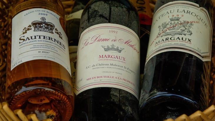 フランスワインで耳にするクリュとは