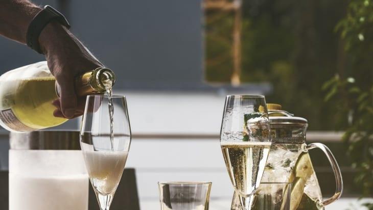 スパークリングワインの味わいの決め手となるドサージュとは