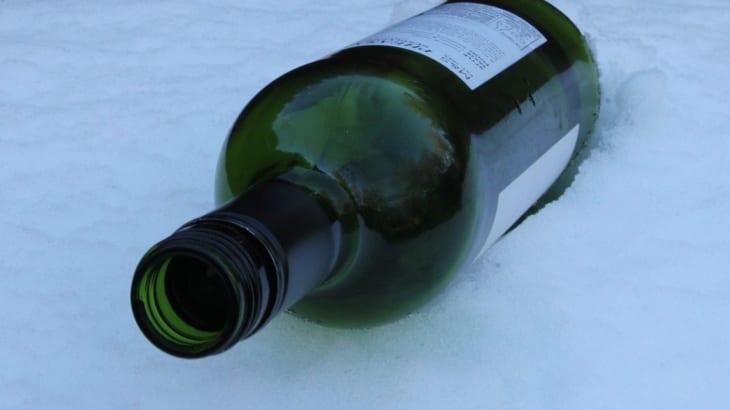 冷凍したワインの味わいの変化と保存効果