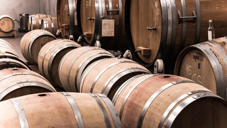ワインの殺菌方法の火入れ