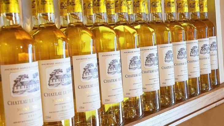 赤ワインの高級産地として有名なボルドーで造られる高品質な白ワインボルドー・ブランとは